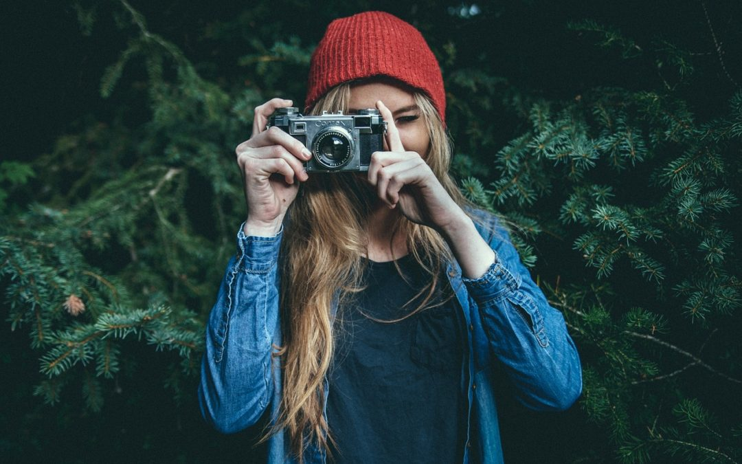 Upload photos to your media library